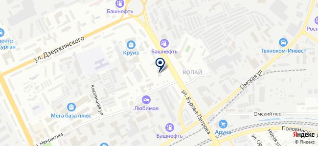 Ремонтно-торговая фирма на карте