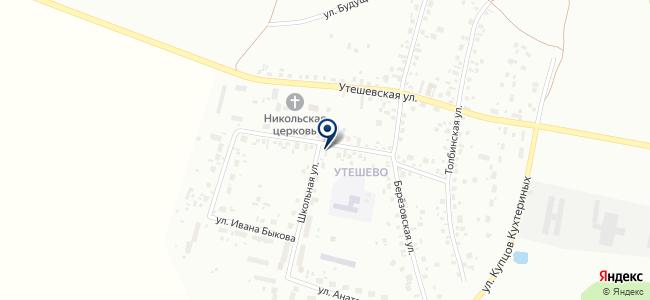 Сибстрой-Инвест, ООО на карте