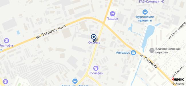 Энергоопт, ООО на карте