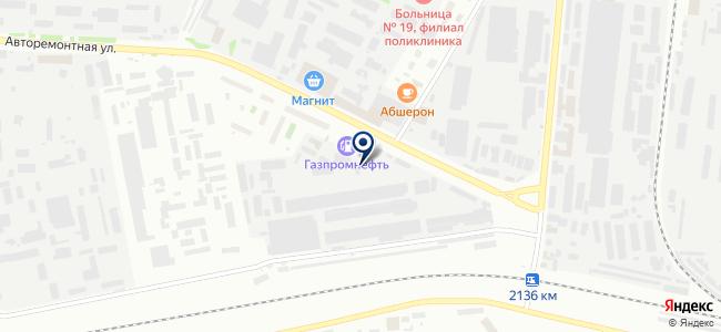 Аркадия, ООО на карте