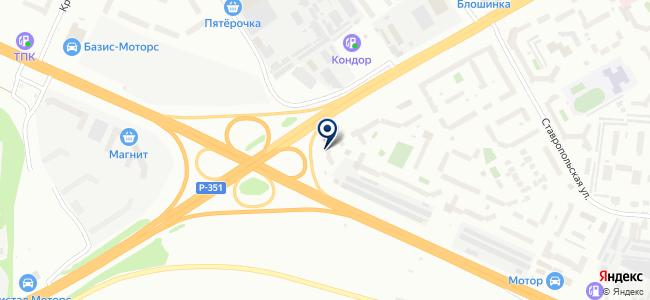 Систем-Сервис, ООО на карте