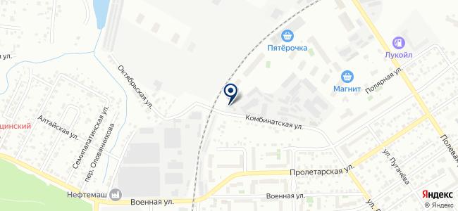 ТехноКом-Т, ООО на карте