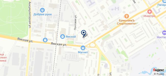 Нео-Неон, ООО на карте