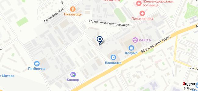 Крепеж Сервис на карте