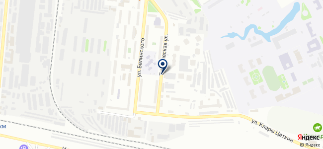 АС, ООО на карте
