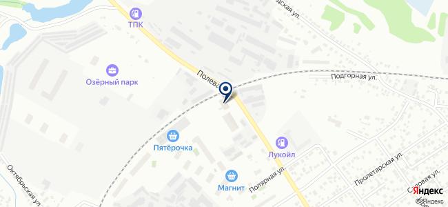 Алетейя на карте
