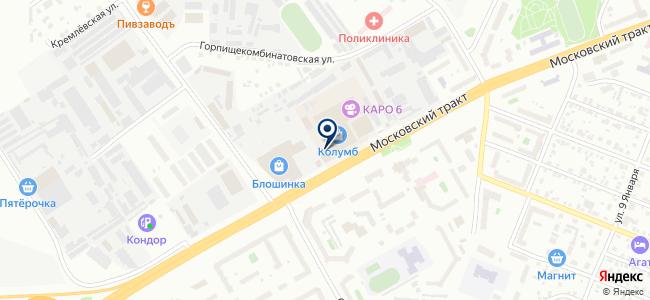 Энерго Тюмень, ООО на карте
