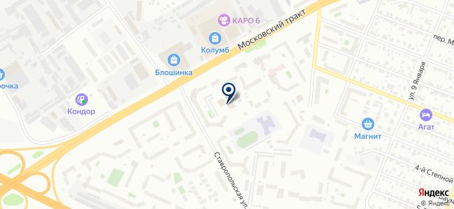 ЭЛиНК, ООО на карте