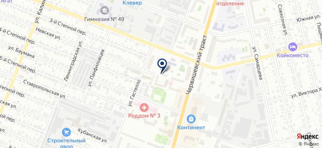Монтажная фирма на карте