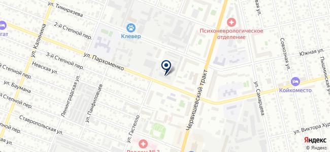 Торнадо.ру на карте