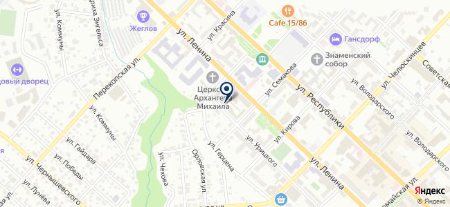 Тюмень-ЭТИС, ООО на карте