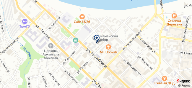 Атом-Сталь, ООО на карте