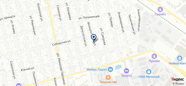 Ремонтно-монтажная компания на карте