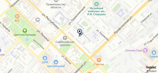 Русская Компания, ООО на карте