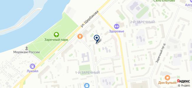 Профинструмент, ООО на карте