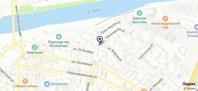 Кантри на карте