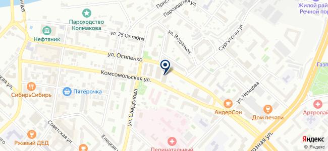 ЭТП-Консалтинг, ООО на карте