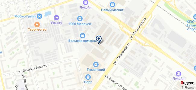 КЕРАМА на карте