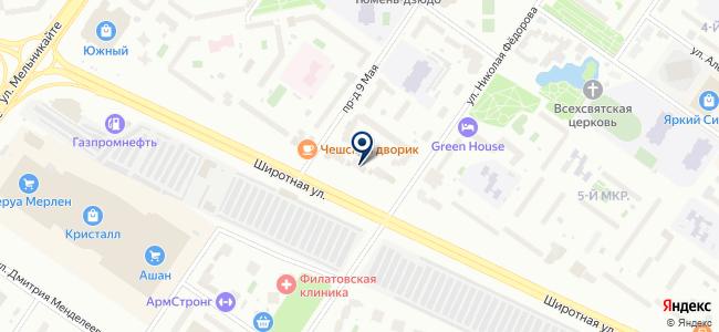 Сибтел-Крипто, ООО на карте
