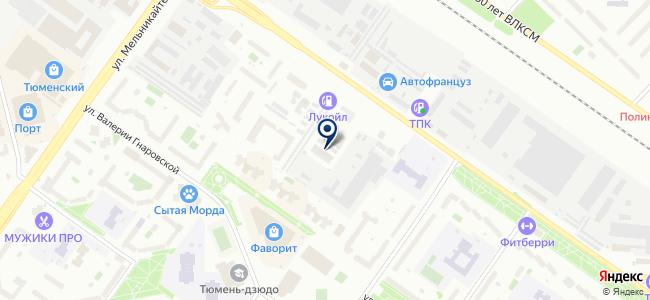 УралСтройКапитал на карте