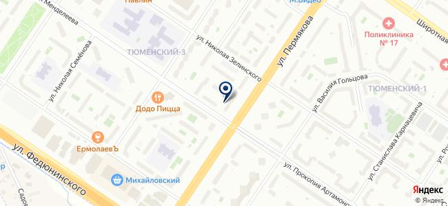 Центр Информационных Технологий, ООО на карте