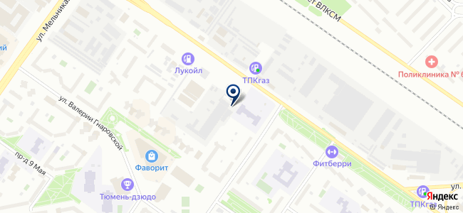 ТеплоЭлектроСтрой на карте