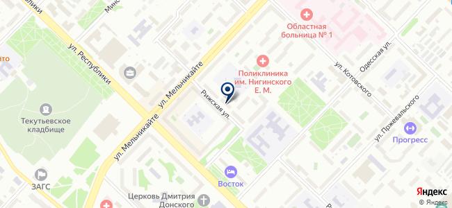 РИАН-Телеком, ООО на карте