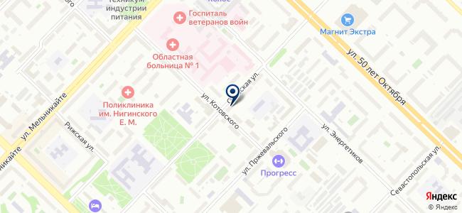 Магазин техники для дома и сада на карте