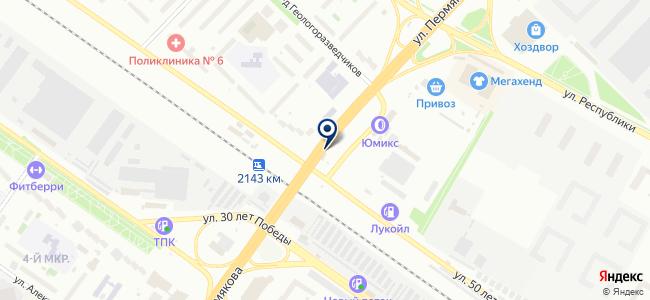 GARAGE72 на карте