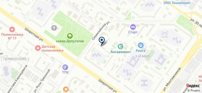 ВостокЭлектроМонтаж на карте