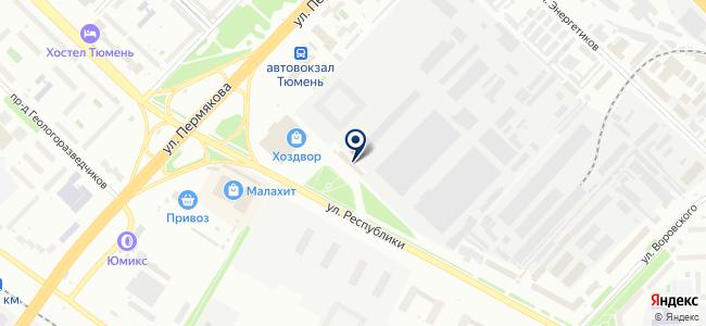 ЭВУМ, ООО на карте