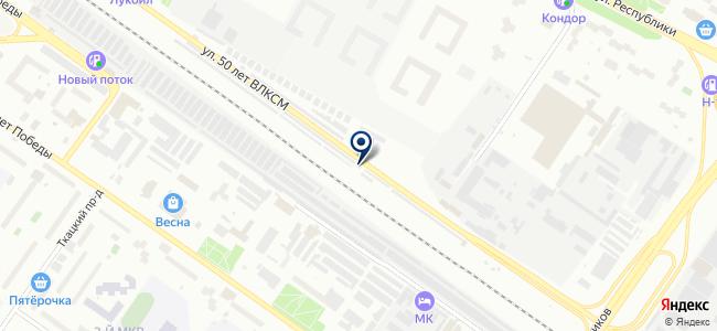 АвтоКомДиагностика72 на карте