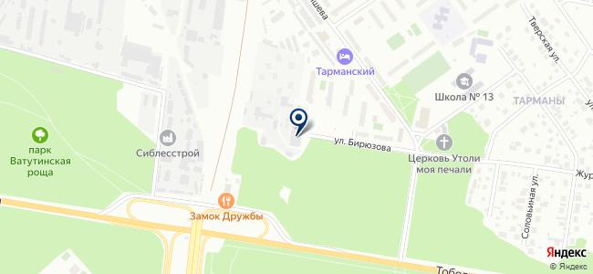 AUTOCHECK на карте