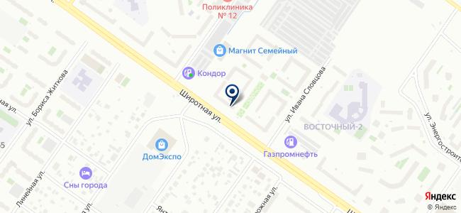 ТеплоХит на карте