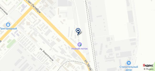 УРАЛТОРГМОНТАЖ, ООО на карте