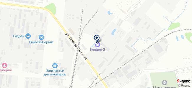 МетизТорг, ООО на карте