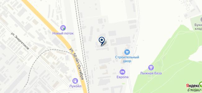 Кабельный центр Тюмень, ООО на карте