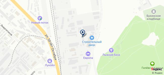 Фирма БИС, ООО на карте