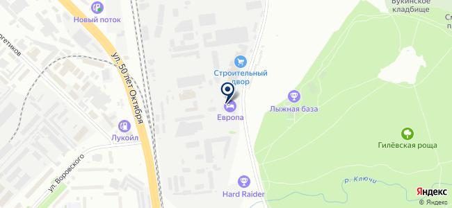 Стройград, ООО на карте