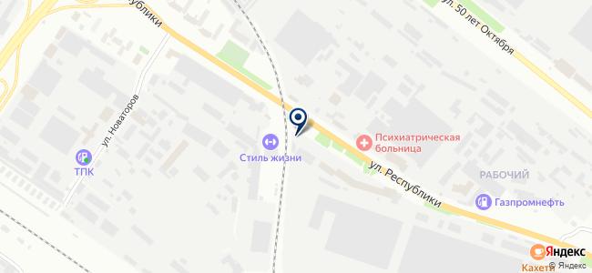 Торгкабель, ООО на карте