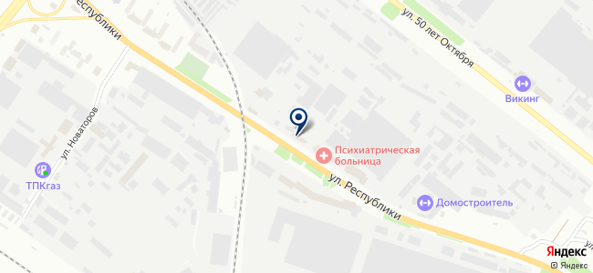 LedEnergy`s на карте