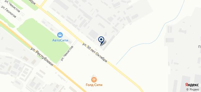 СпецЭнерго, ООО на карте