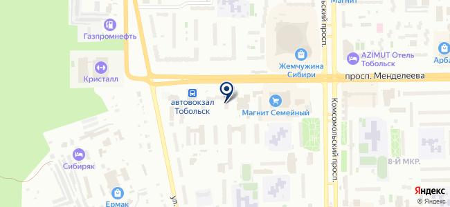 R-Z центр на карте