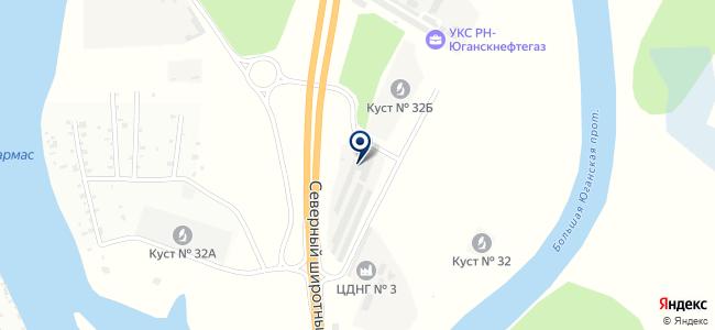 СервисАвтоТранс, ООО на карте