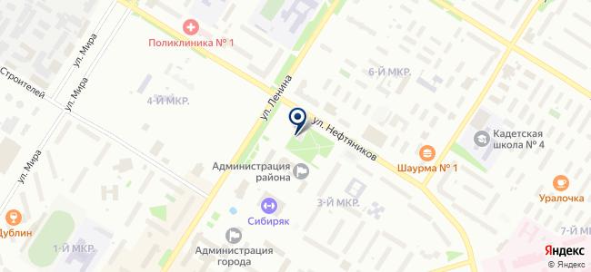 Электрозащита, ООО на карте