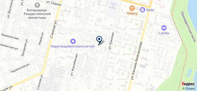 INAL ENERGY, ТОО, электромонтажная компания на карте