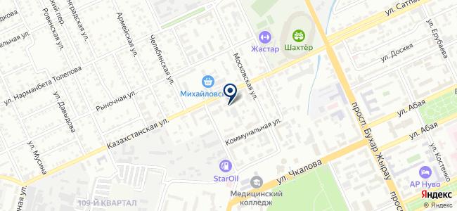 Новострой, хозяйственно-строительный магазин на карте