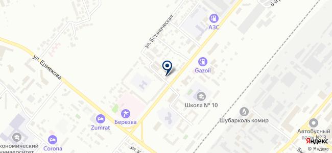 Legion at KZ, ремонтно-торговая компания на карте