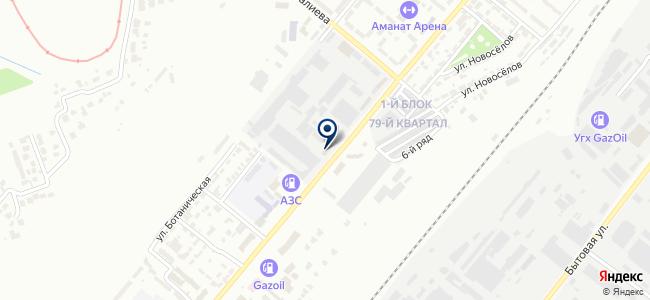 Карагандаэлектромотор, ТОО, производственно-ремонтная компания на карте