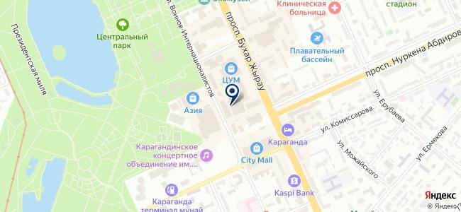 S.P.E. COMPANY, торговая компания на карте